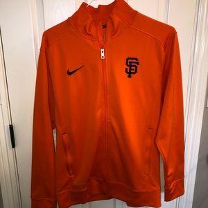 Nike Dri-Fit MLB San Francisco Giants Jacket